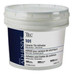 Tec 101 Ceramic Tile Adhesive - 3.5 gal pail