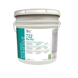 TEC 722 The Pro - Carpet and Flooring Adhesive