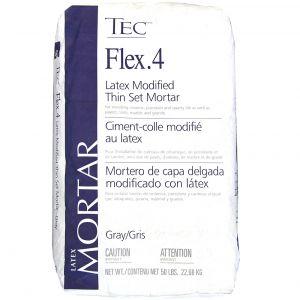 Tec Flex.4 Latex Modified Mortar