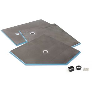 Wedi Fundo Primo Shower Pans (Bases)
