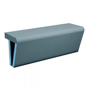 Wedi Sanoasa Shower Bench 1