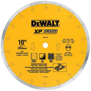 Dewalt XP4 Tile Saw Blade - DW4764